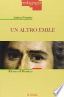 Un altro Émile rilettura di Rousseau