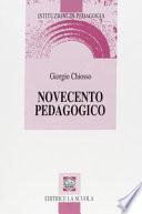 Novecento pedagogico profilo delle teorie educative contemporanee