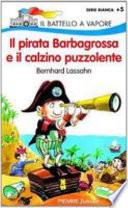 Il pirata Barbagrossa e il calzino puzzolente