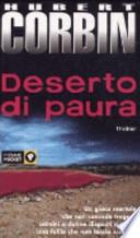 DESERTO DI PAURA