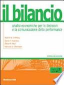 Il bilancio analisi economiche per le decisioni e la comunicazione della performance