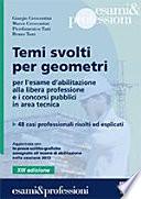 Temi svolti per geometri. XIII edizione.