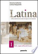 Latina.Cultura Letteratura Testi Percorsi tematici 3. Dalla prima età imperiale ai regni romano-barbarici Per le Scuole superiori