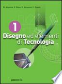 DISEGNO ED ELEMENTI DI TECNOLOGIA. + VOLUME AUTOCAD