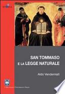 San Tommaso e la legge naturale