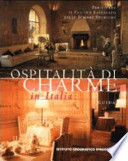 OSPITALITA' DI CHARME IN ITALIA
