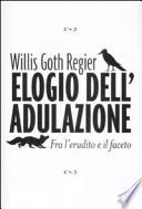 ELOGIO DELL'ADULAZIONE