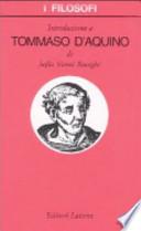 Introduzione a Tommaso d'Aquino