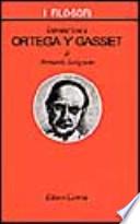 Introduzione a Ortega Y Grasset