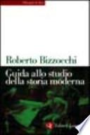 Guida allo studio della storia moderna