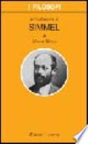 Introduzione a Simmel