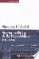 Storia politica della Repubblica 1943-2006