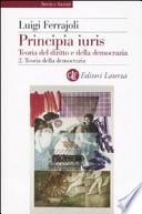 Principia iuris teoria del diritto e della democrazia