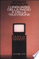 I linguaggi della radio e della televisione