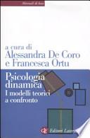 Psicologia dinamica, modelli teorici a confronto