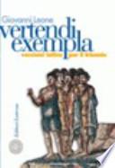 Vertendi Exempla. Versioni di latino per il triennio