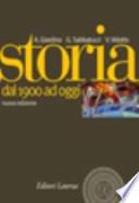 STORIA 3 DAL 1900 A OGGI