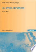 La storia moderna 1450-1870