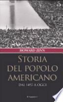 STORIA DEL POPOLO AMERICANO