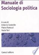 Manuale di sociologia politica