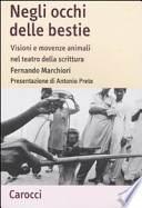Negli occhi delle bestie visioni e movenze animali nel teatro della scrittura