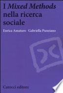 I Mixed Methods nella ricerca sociale