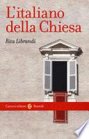 L' italiano della Chiesa