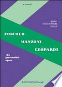 BIGNAMI-FOSCOLO-LEOPARDI-MANZONI