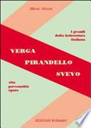 BIGNAMI-VERGA-PIRANDELLO-SVEVO