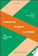 BIGNAMI-GOLDONI-PARINI-ALFIERI