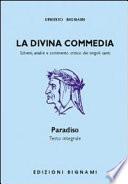 DIVINA COMMEDIA PARADISO -TESTO INTEGRALE