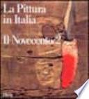 La Pittura in Italia Il Novecento-2
