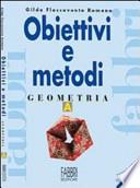 obiettivi e metodi geometria a b c + schede di geometria