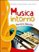 MUSICA INTORNO:A PERCORSI D'ASCOLTO B.PERCORSI TRA LE NOTE C ORCHESTRA IN CLASSE