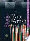 Storie d'arte e di artisti. Vol. A-B. Con quaderno di lavoro. Con espansione online. Per la Scuola media