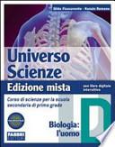 UNIVERSO SCIENZE ed MISTA A+B+C+D+APPRENDISTA SCIENZIATO