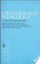 Epistemologia pedagogica il dibattito contemporaneo in Italia