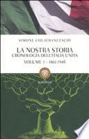 La nostra storia cronologia dell'Italia unita