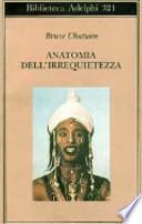 ANATOMIA DELL'IRREQUIETEZZA