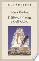 Il Libro del Riso e dell'Oblio