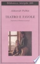 Teatro e favole