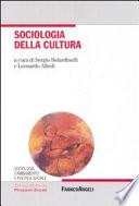 sociologia della cultura