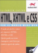 HTML, XHTML e CSS