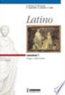 Latino. Laboratorio 1. Lingua e cultura latina