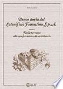 Breve storia del cotonificio fiorentino Spa