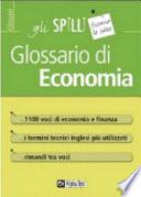 Glossario di Economia