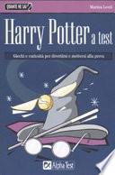 harry potter a test giochi e curiosità per divertirsi