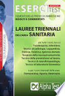 esercitest lauree triennali dell'area sanitaria