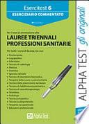 Alpha test Professioni Sanitarie esercitest