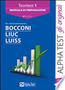 Alpha Test - Manuale di preparazione - Bocconi-Liuc-Luiss Teoritest1